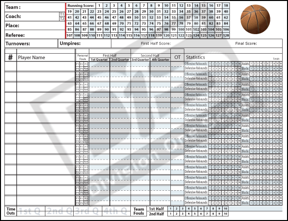 baseball scorebook sheets free Quotes